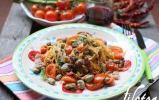 Fettuccine-al-pomodoro-con-fave-e-pancetta-thumbnails